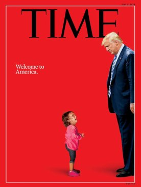 Trump Time crying baby